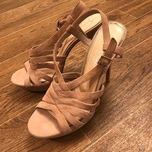 Jessica Simpson Stiletto Heels Sz 9 New